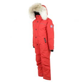 Red Grizzly Snowsuit