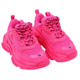 Pink Triple S Trainers