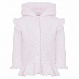 Pink Quilted Tracksuit