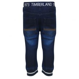 Navy Rinse Wash Infant Jeans