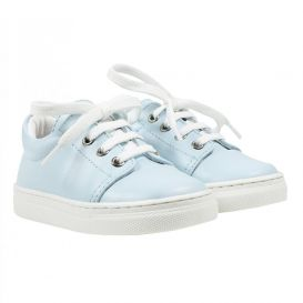 Trainers Pale Blue