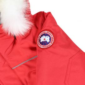 Canada Goose Lynx Parka Red
