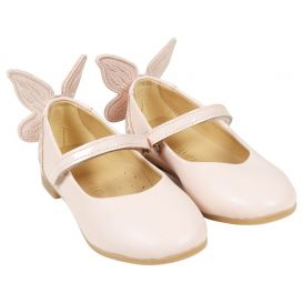 3D Butterfly Shoes Pink