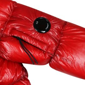 Goggle Jacket Red