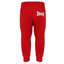 Baby Boy Jogging Bottoms Red