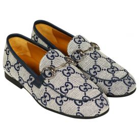 Mocassin GG Shoes Navy