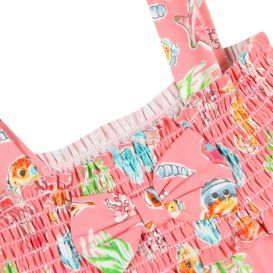 Sealife Baby Girls All In One Pink