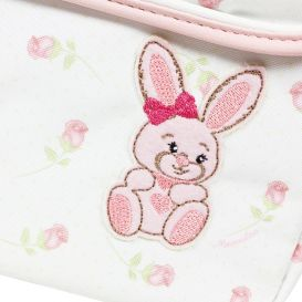Bunny Rose Changing Bag White