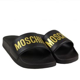 Slip-On Sliders Black