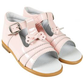 Bow Sandals Pink