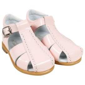 Shoes T Bar Pink