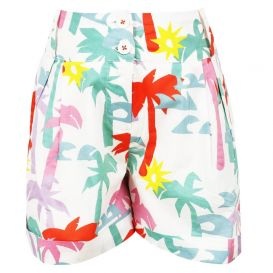 Palm Shorts Multicoloured