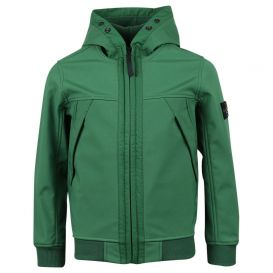 Light Overcoat Bottle Green